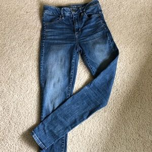 American Eagle Super Stretch Jeans size 2
